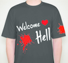 Welcome Hell T-Shirt