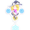 Marisa Kirisame - Four Seasons Keychain
